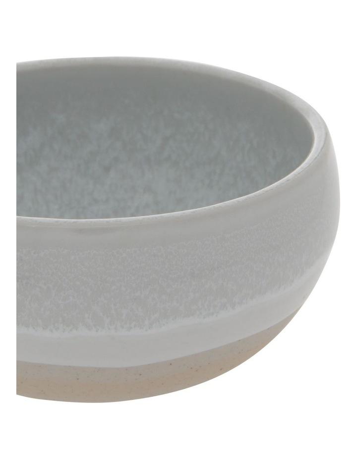 Beach Reactive Glazed Dip Bowl image 2