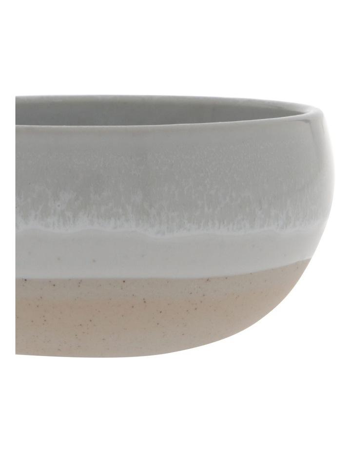 Beach Reactive Glazed Dip Bowl image 3
