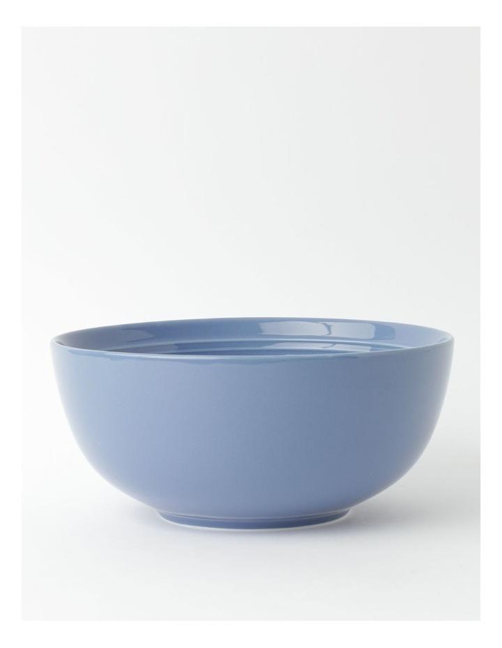 Avenue Deep Serving Bowl in Dusk Blue image 1