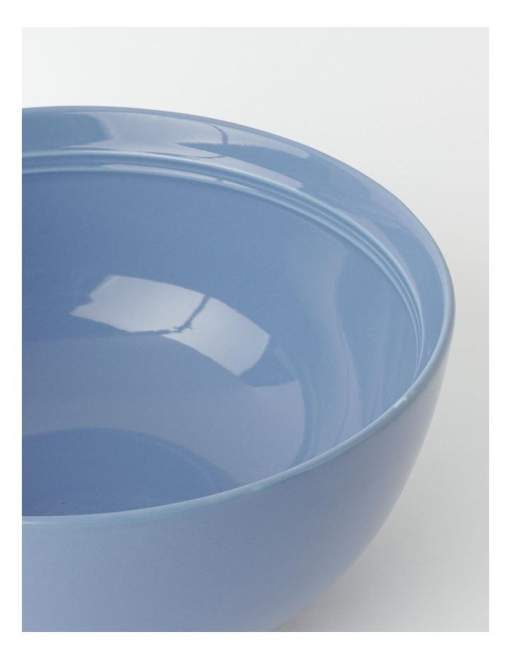 Avenue Deep Serving Bowl in Dusk Blue image 2
