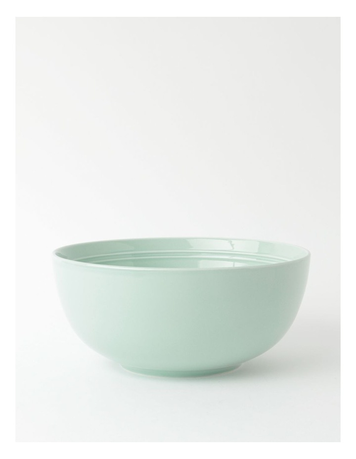 Avenue Deep Serving Bowl in Green image 1
