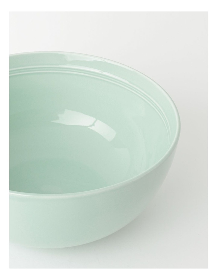 Avenue Deep Serving Bowl in Green image 2