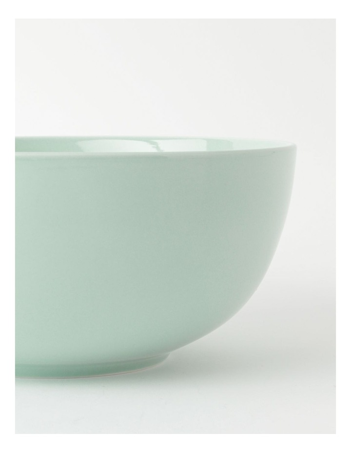 Avenue Deep Serving Bowl in Green image 3