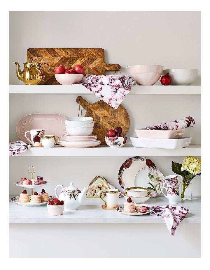 Avenue Deep Serving Bowl in Pink image 2