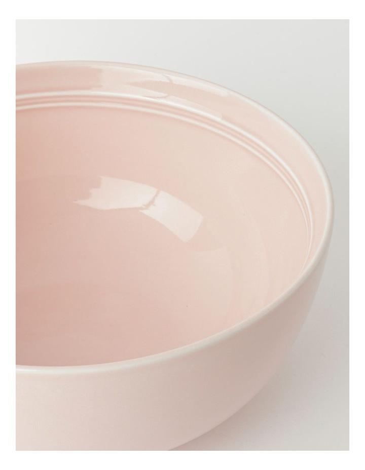 Avenue Deep Serving Bowl in Pink image 3