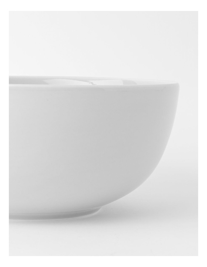 Avenue Deep Serving Bowl in White image 4