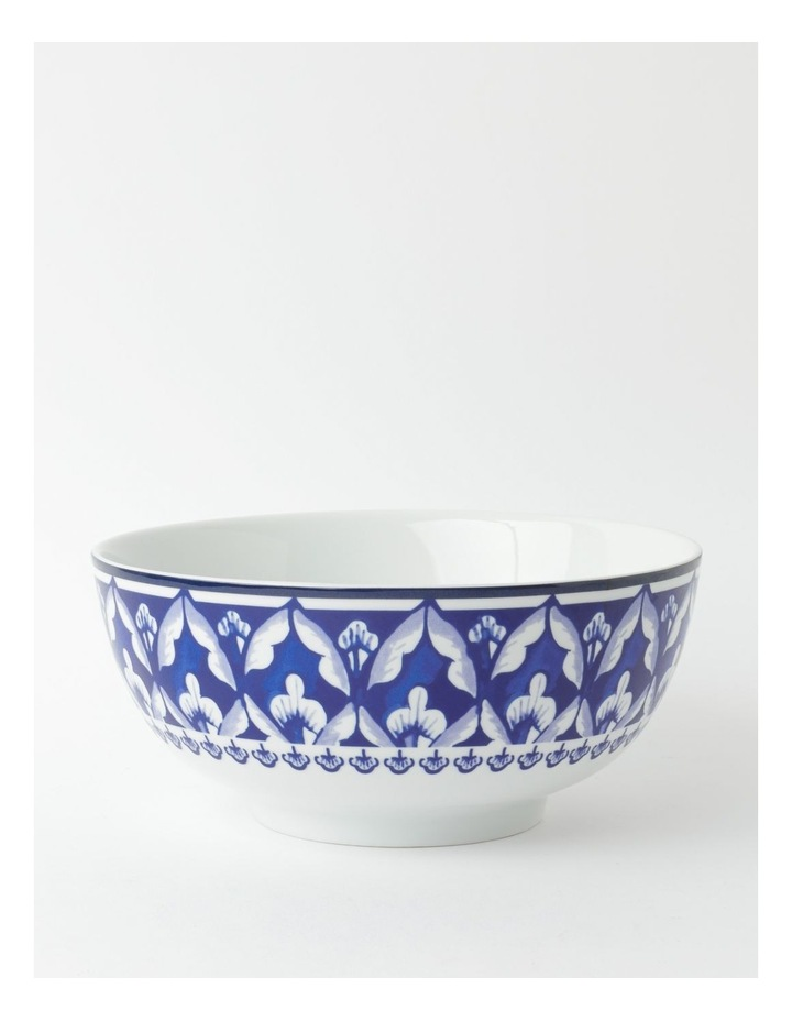 Deruta Blues Deep Serving Bowl image 1