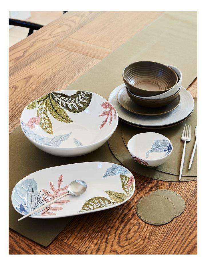Leaf Serving Bowl image 2