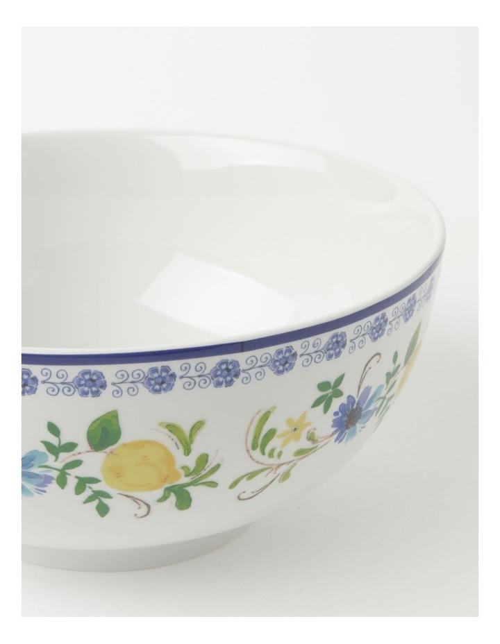 Heritage Lemon Deep Serving Bowl image 2