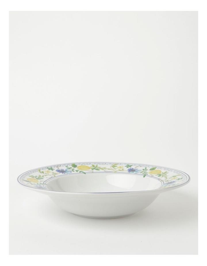 Heritage Lemon Rim Serving Bowl image 1