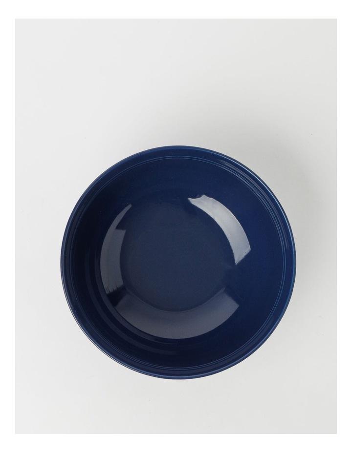 Avenue Deep Serving Bowl Indigo image 2