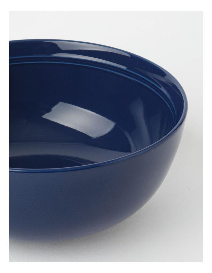 Avenue Deep Serving Bowl Indigo image 3