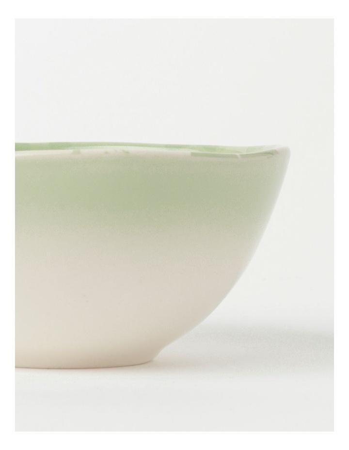 Swirl Dip Bowl Green image 3