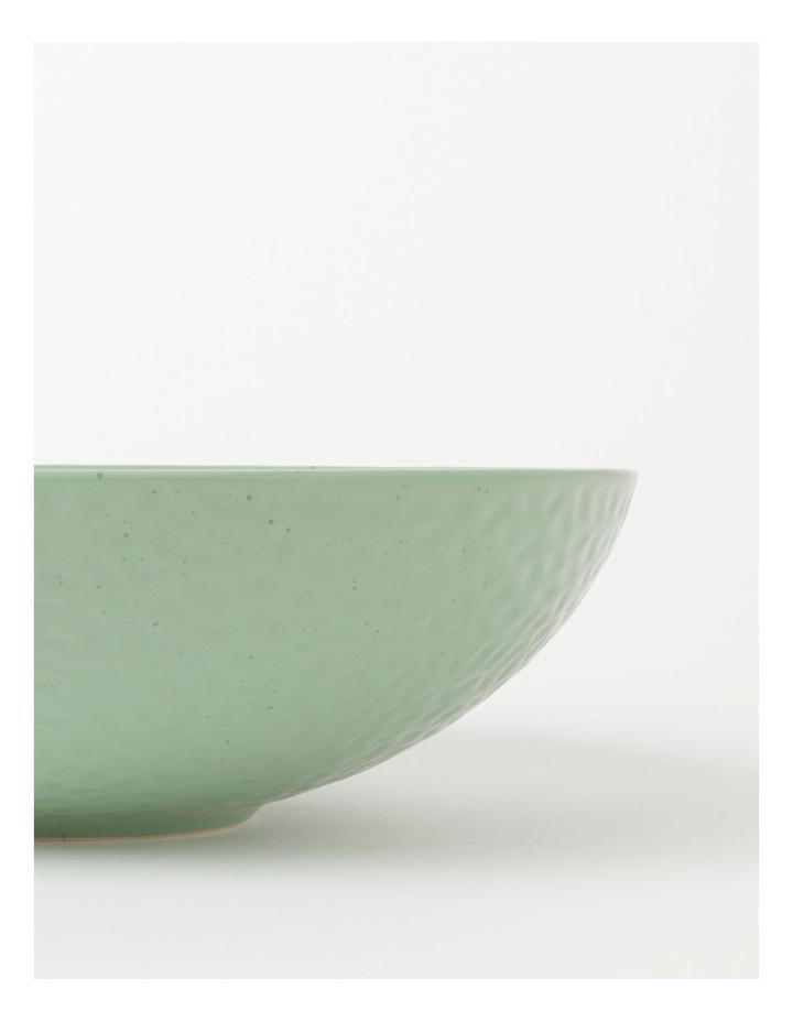 Desert Bloom Serving Bowl Sage image 3