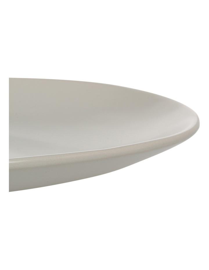Mascha Oval Platter - Warm Grey image 2