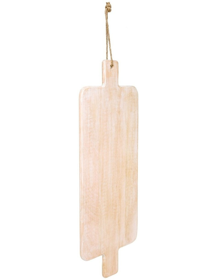 Peninsula Whitewash Mango Wood Paddle Board image 2