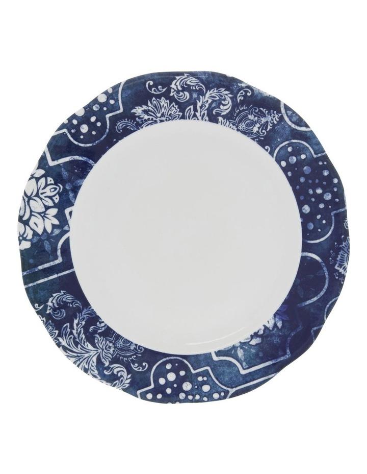 Blue Flower Serving Plate 30.5cm image 1