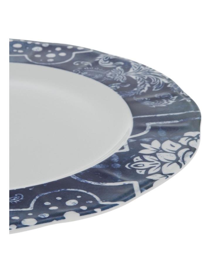 Blue Flower Serving Plate 30.5cm image 2