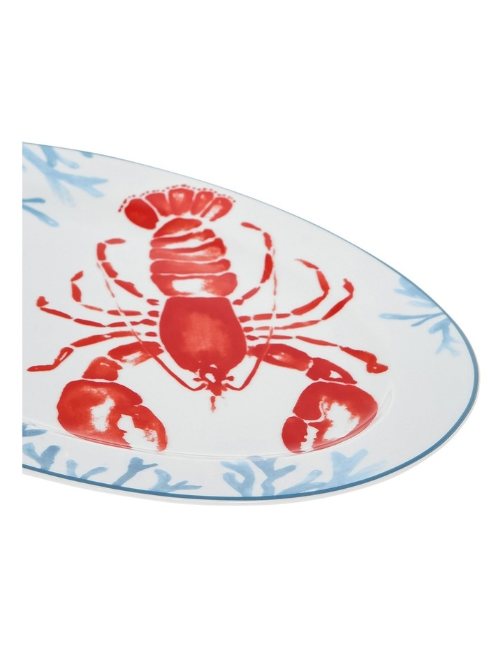 Lobster Design Oval Platter 37cm image 2