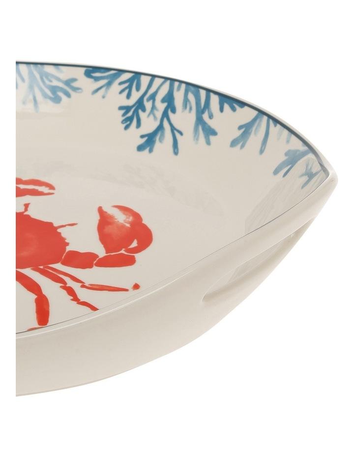 Lobster Design Double Handle Fruit Platter 24.5cm image 2