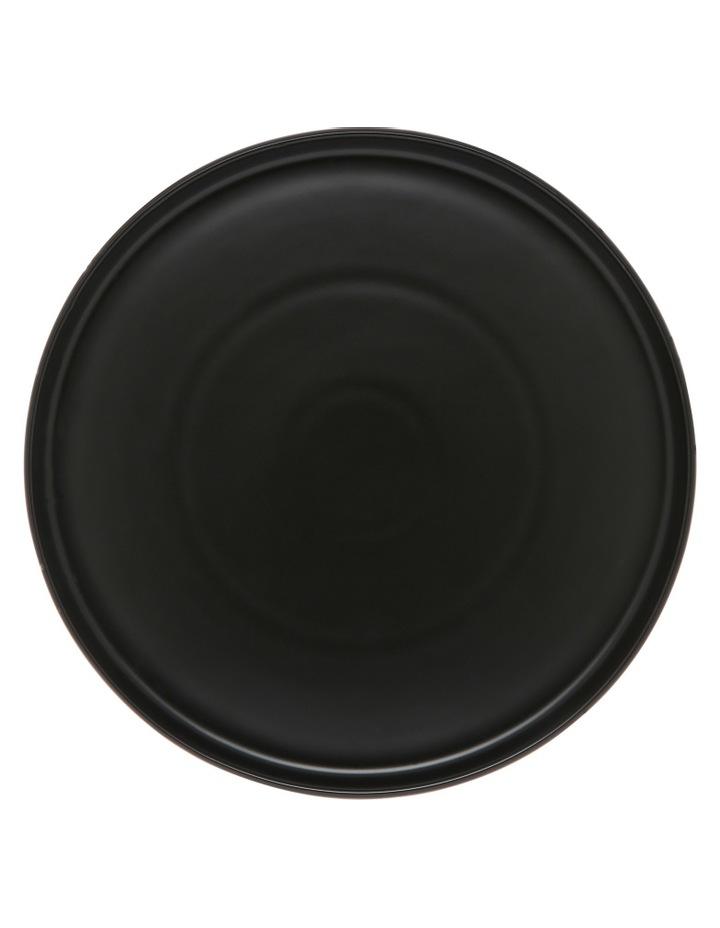 Western Serving Plate Black image 1