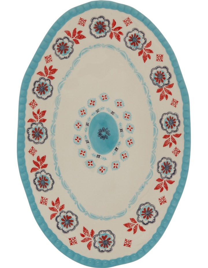 Belissimo Large Oval Platter image 2