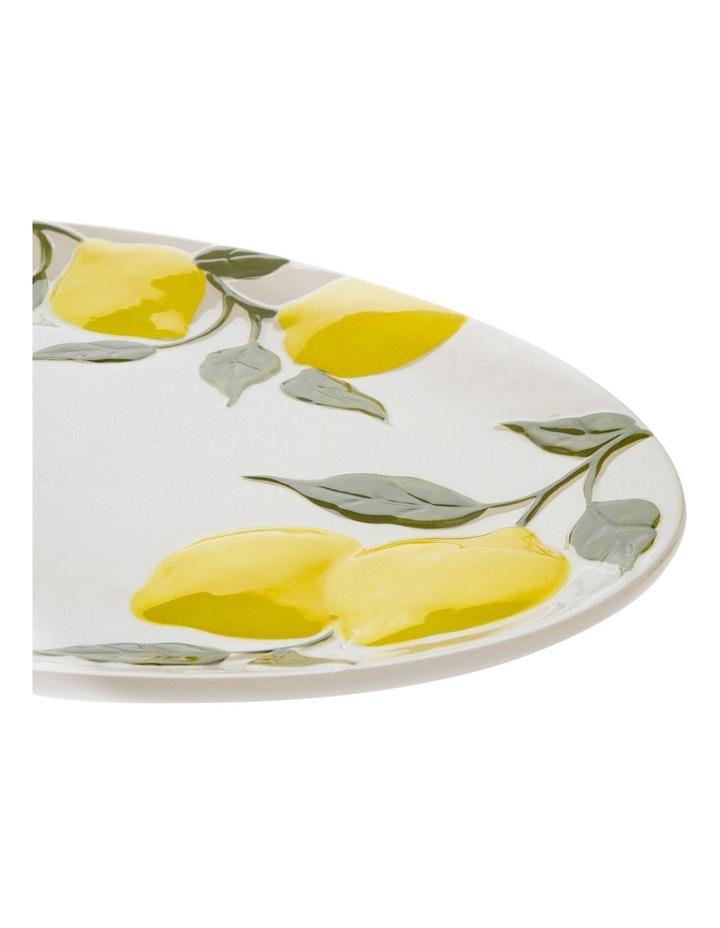 Limone Oval Serving Platter image 2