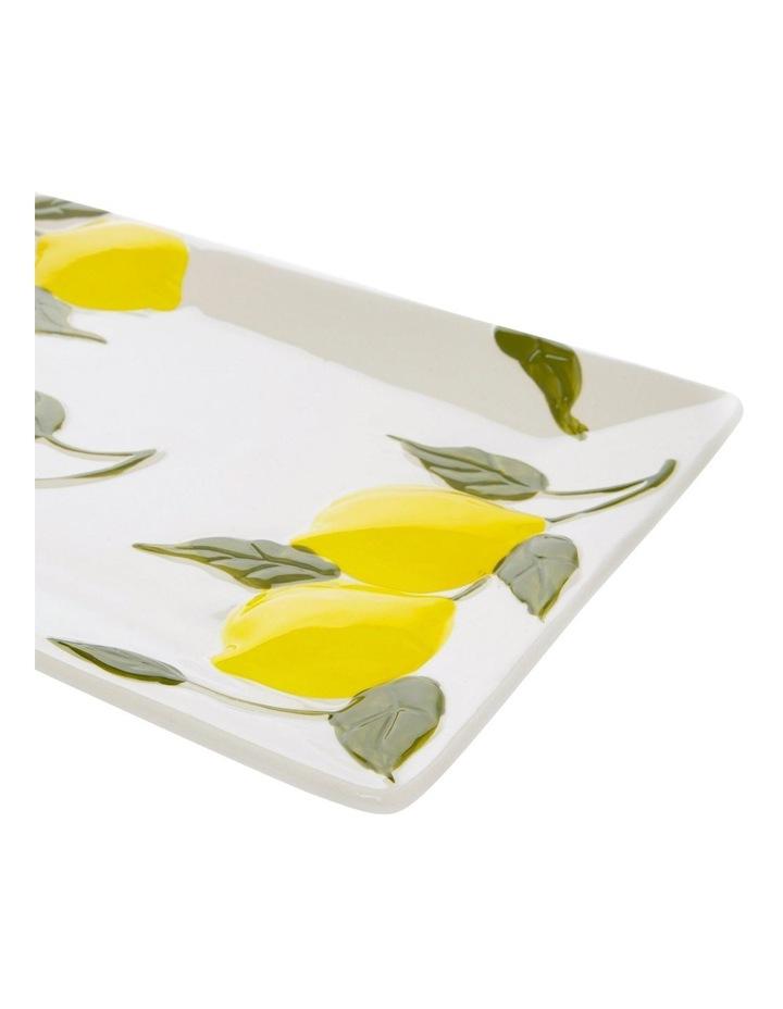 Limone Large Rectangle Serving Platter image 2