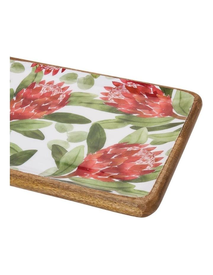 Protea Medium Rectangle Platter image 2