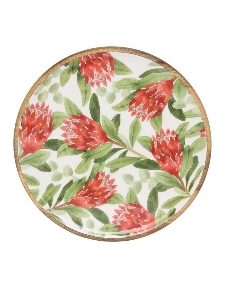 Protea Large Round Platter image 1
