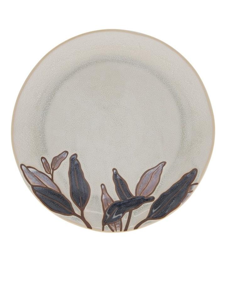 Eucalyptus Organic Round Platter image 1