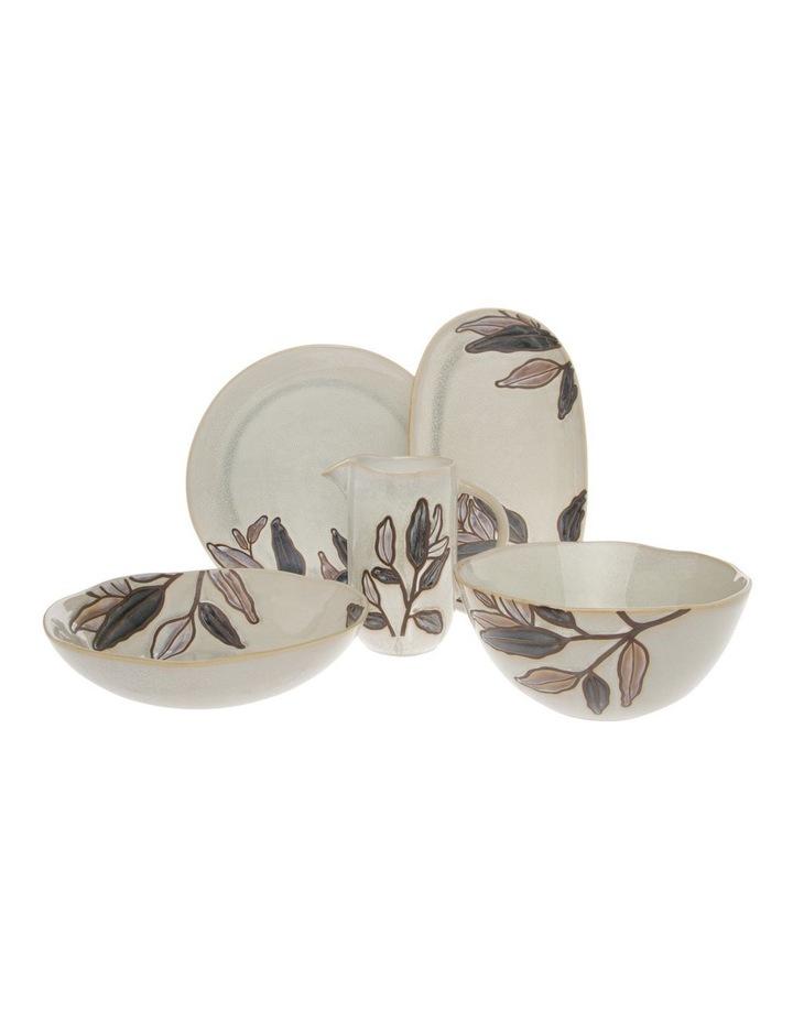 Eucalyptus Organic Round Platter image 3