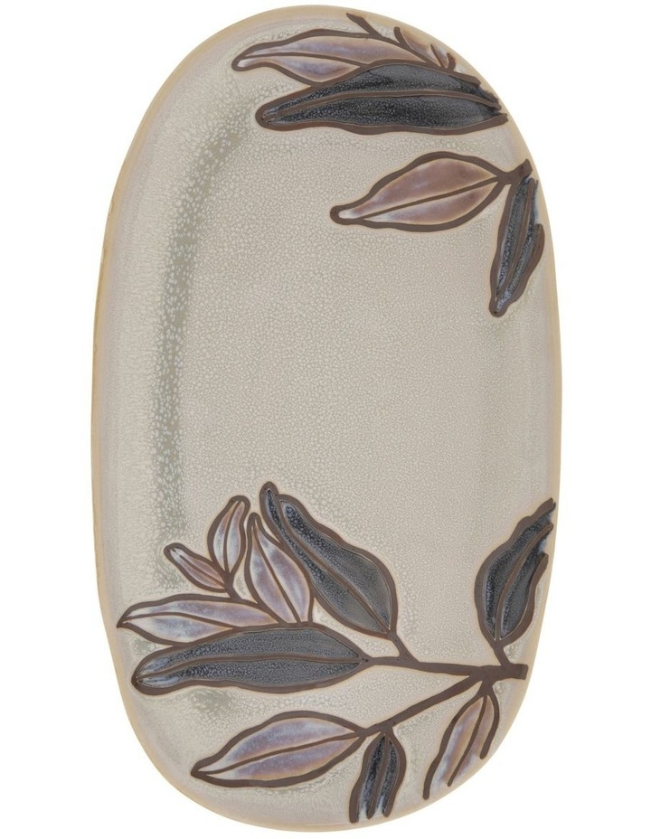 Eucalyptus Organic Oval Platter image 1