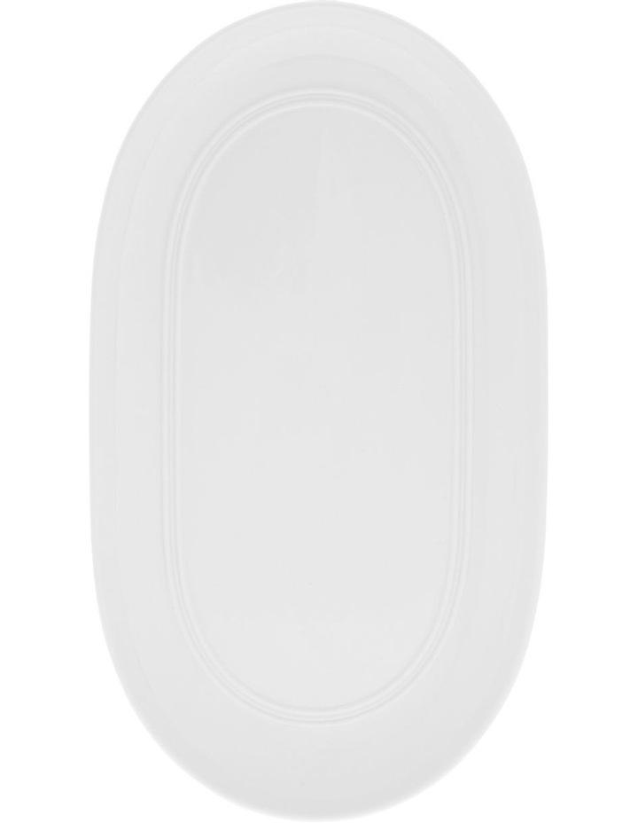 Avenue Oval Platter White 36cm image 1