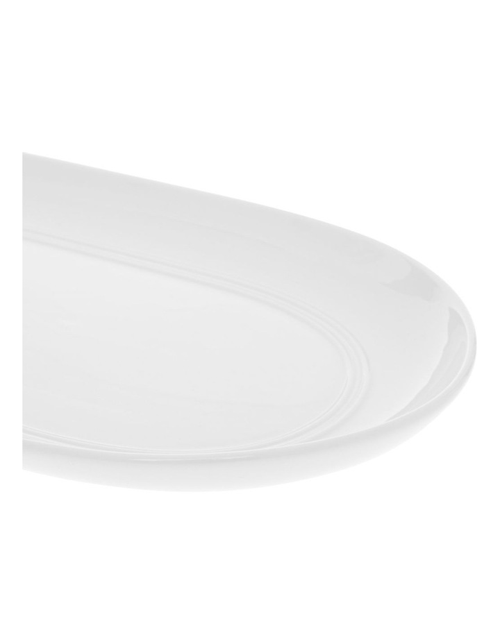 Avenue Oval Platter White 36cm image 2