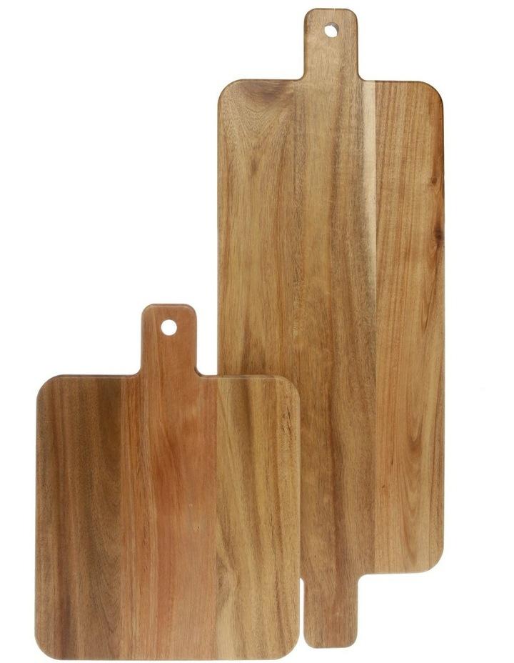 Coast Acacia Rectangle Paddle Board image 3