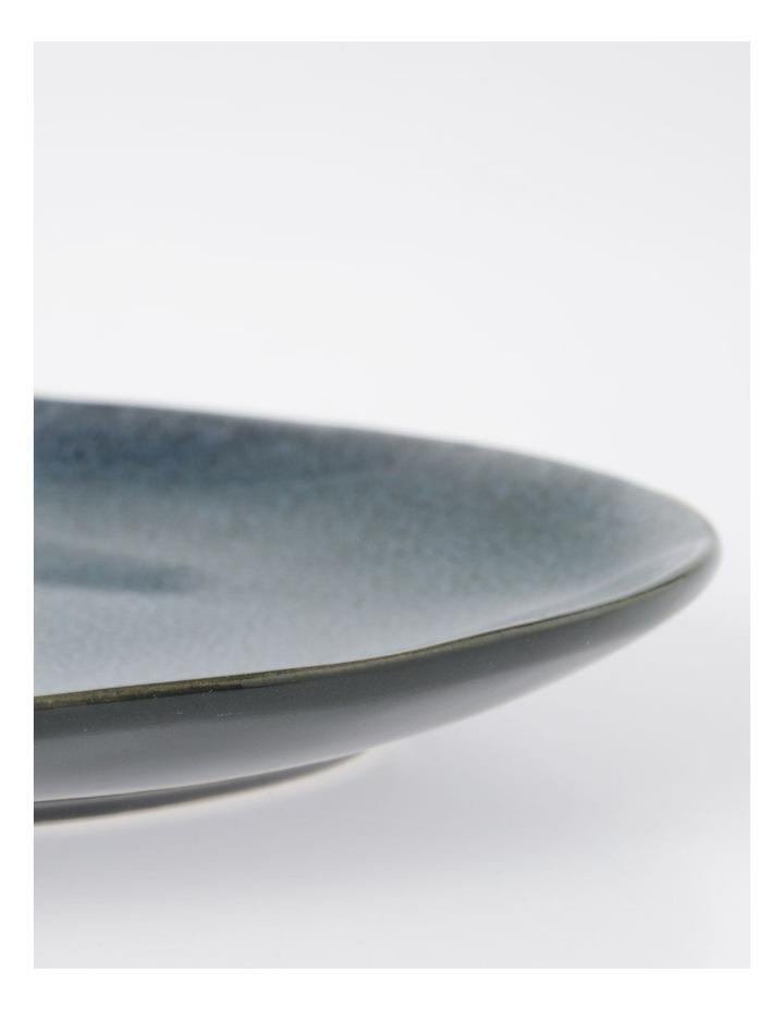 Australian House & Garden Esperance Oval Platter Blue image 3