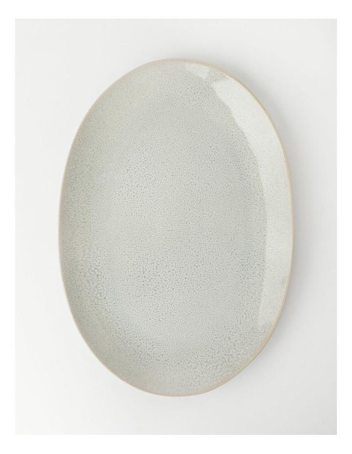 Esperance Oval Platter Cream image 1