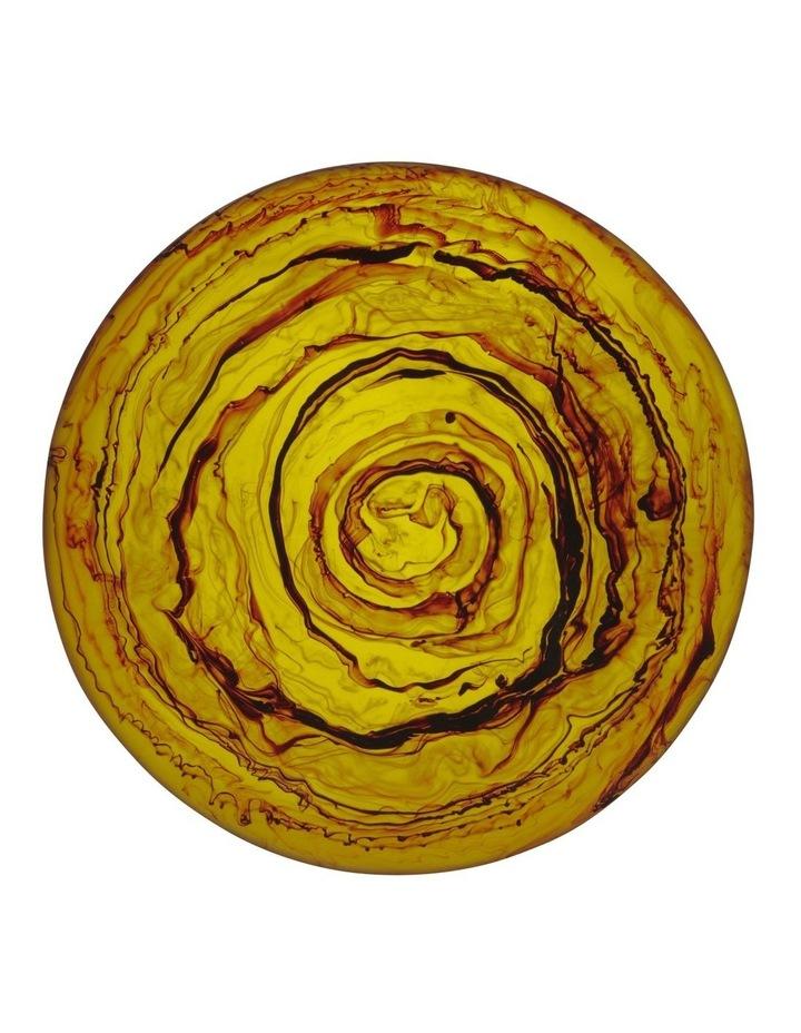 Tortoiseshell Round Platter image 1