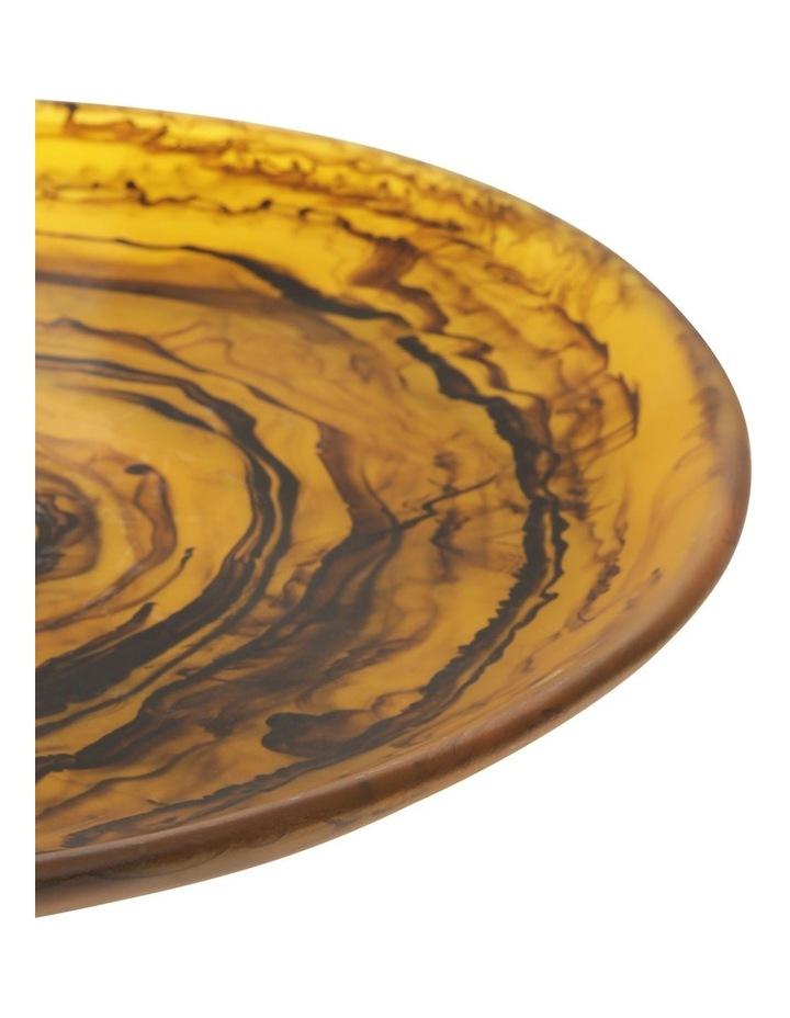 Tortoiseshell Round Platter image 2