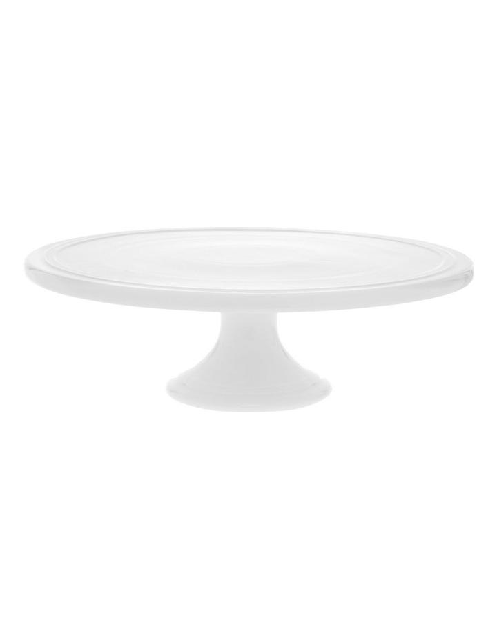Avenue Cake stand White 29.5cm image 1
