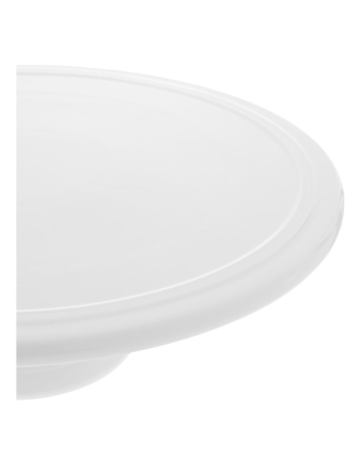 Avenue Cake stand White 29.5cm image 2