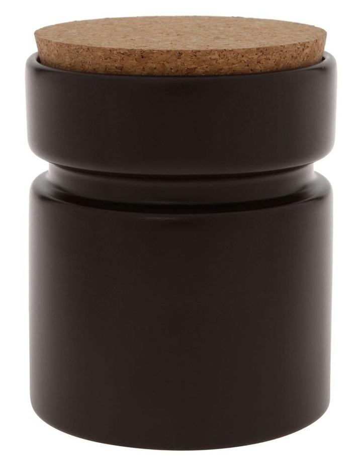 Desert Bloom Storage Jar Brown - Large image 1