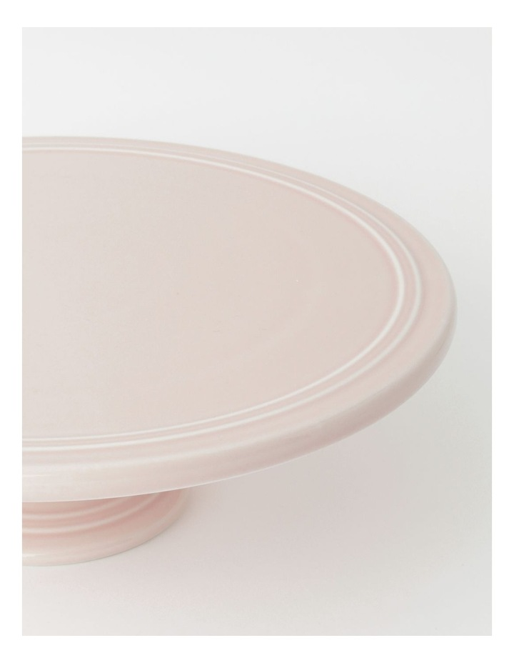 Avenue Cake Stand in Pink image 2