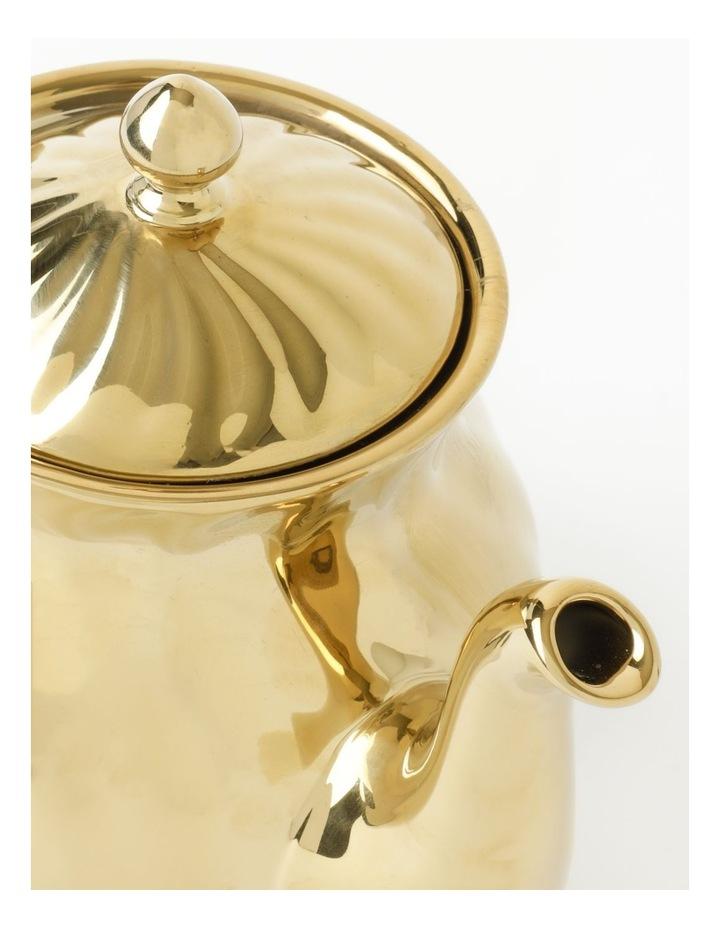 Gold Rope Tea Pot image 3