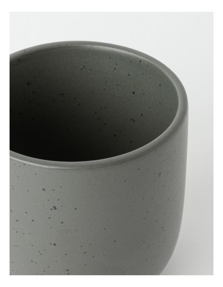Desert Bloom Tea Cup Beaker Dark Green image 2