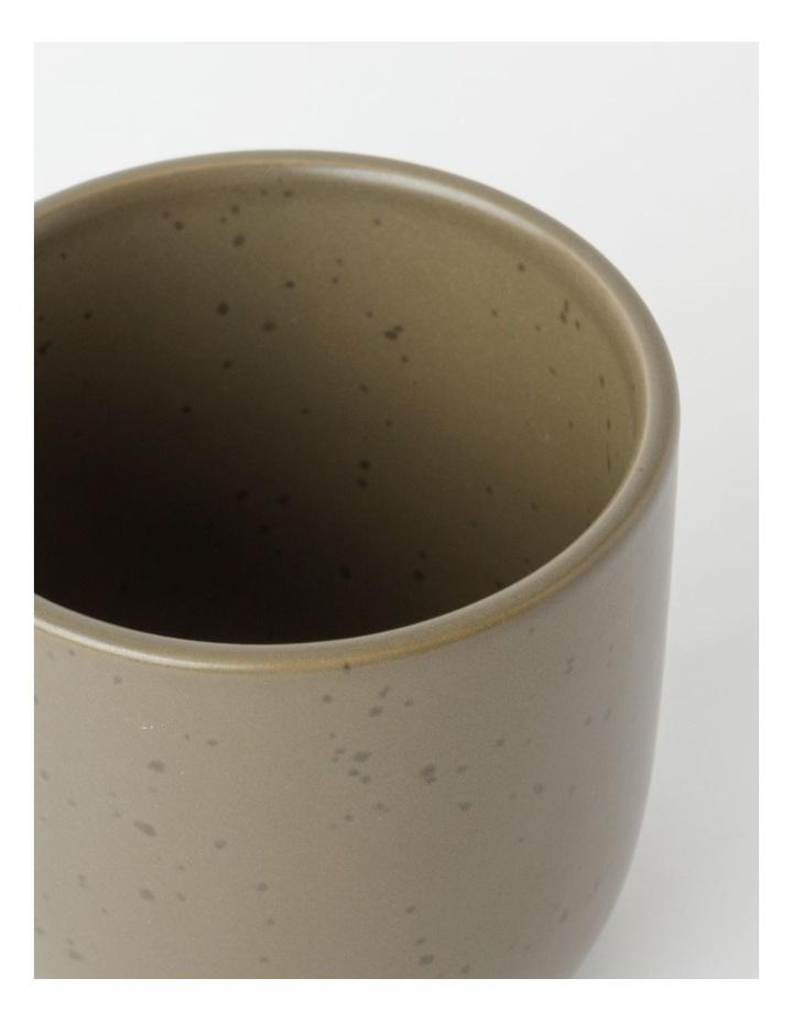 Desert Bloom Tea Cup Beaker Olive image 3