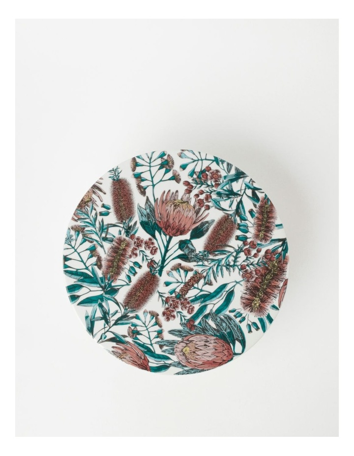 Australian Floral Footed Cake Stand image 2