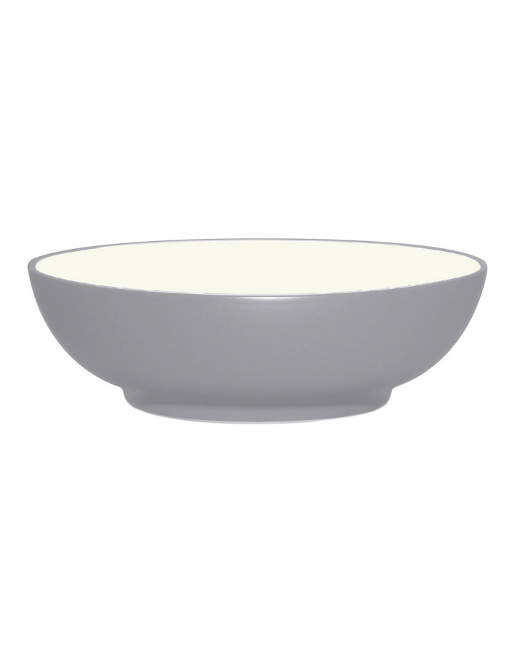 Colorwave Slate-Cereal Bowl 16cm set of 4 image 1