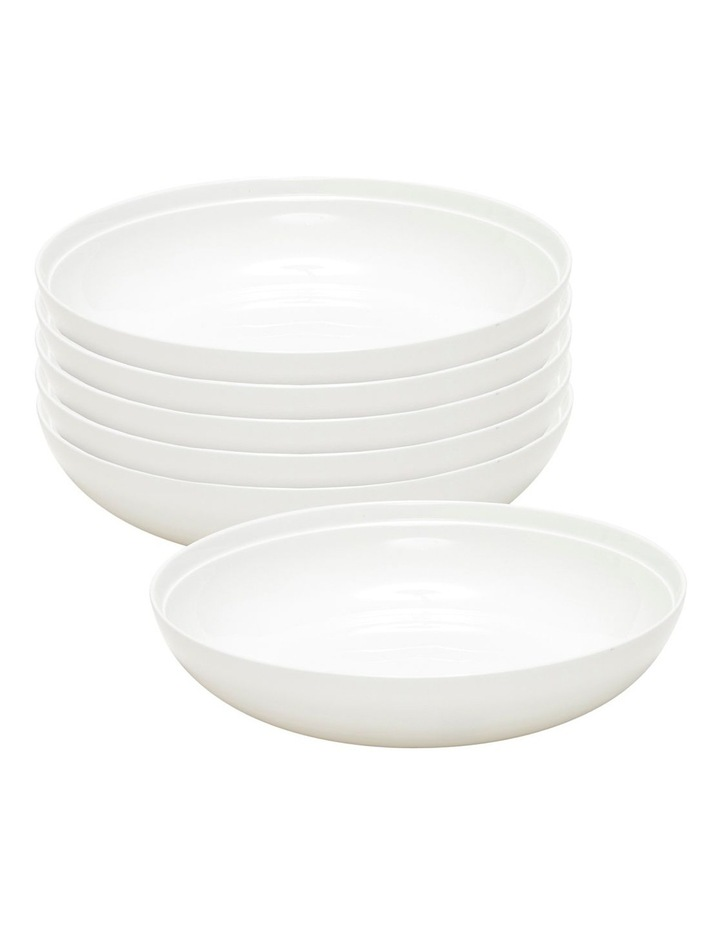 EDGE Soup Bowl - 22.5cm  - Set of 6 image 1